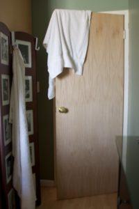 Towel mess