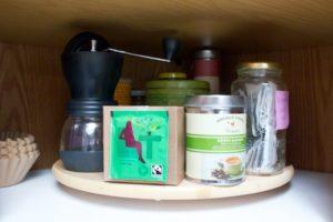 Cabinet after (tea side)