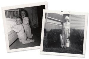 Photos from mom's album