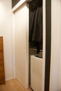 Closet after (right side)