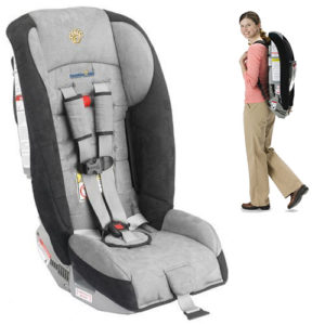 Sunshine Kids Radian 65 Convertible Car Seat