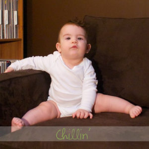 Seven Months Old (Chillin')