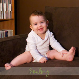 Seven Months Old (Smiling)