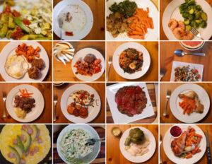 Whole30 Week 1 Meals