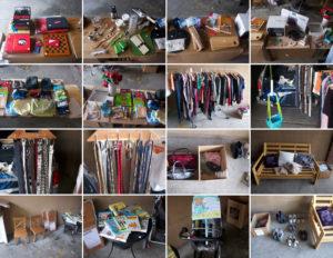 Garage sale 2012